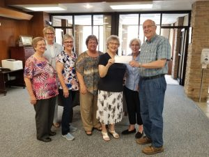 first community bank of the ozarks free medical clinic donation