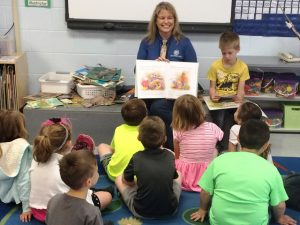 first community bank of the ozarks lindy morey kirbyville elementary book reading
